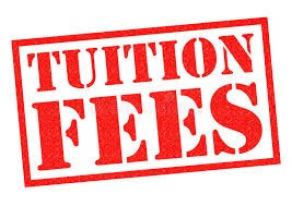 tuition fees of Associate and Bachelor degree