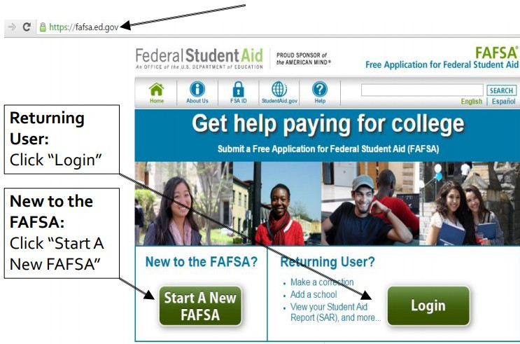 Create an account (FSA ID) Related Image