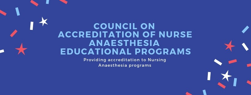 Council on Accreditation of Nurse Anesthesia Educational Programs