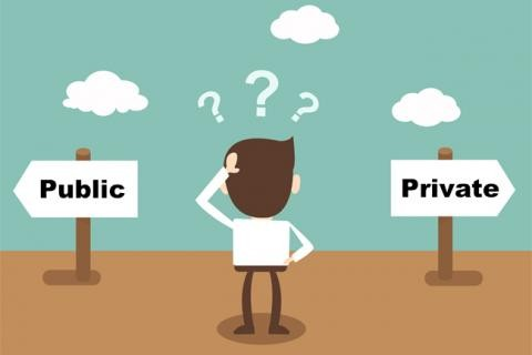 Public or private