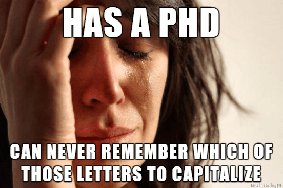 How to get a PhD related image
