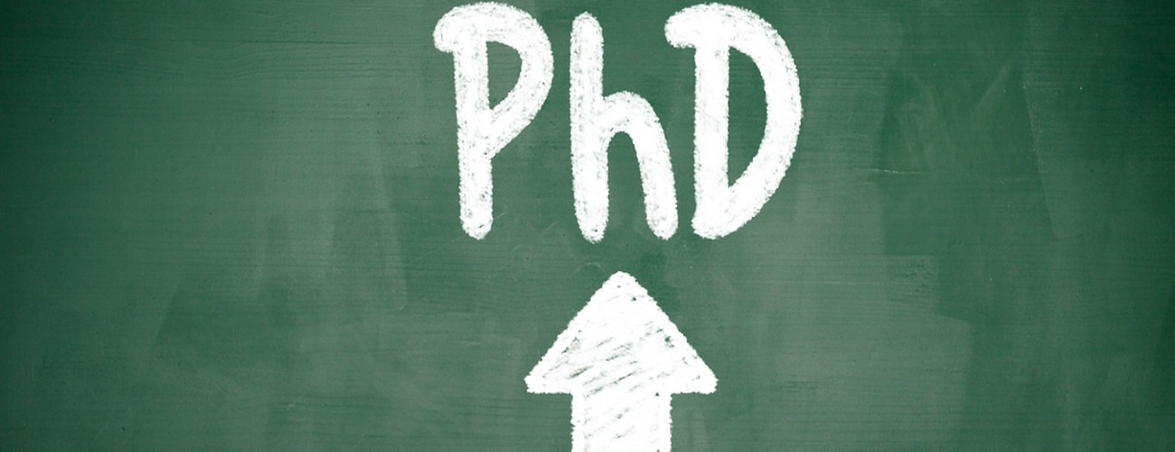 How to get a PhD?