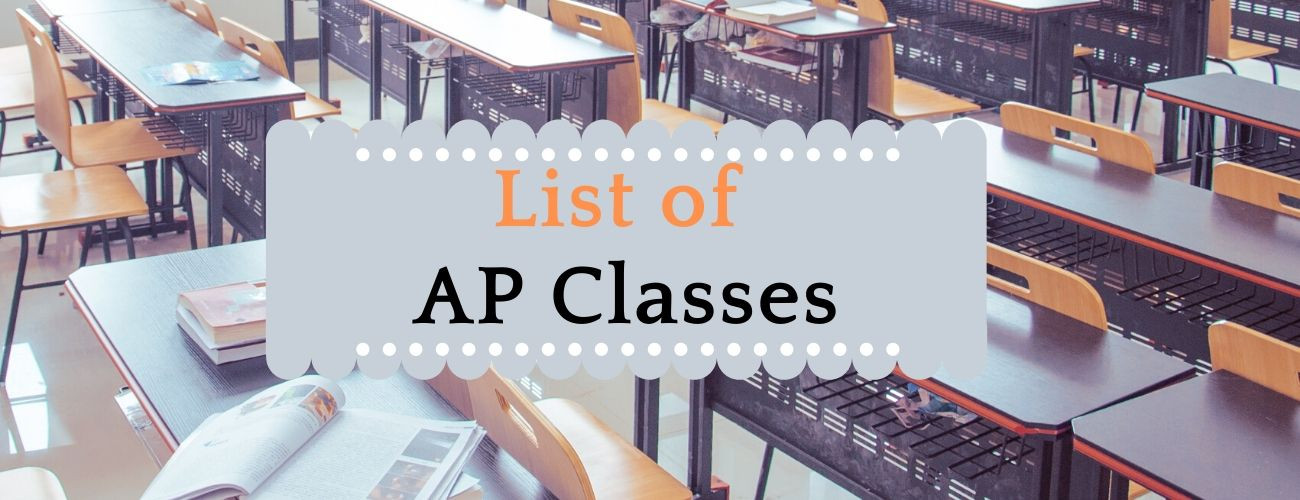 List of AP classes