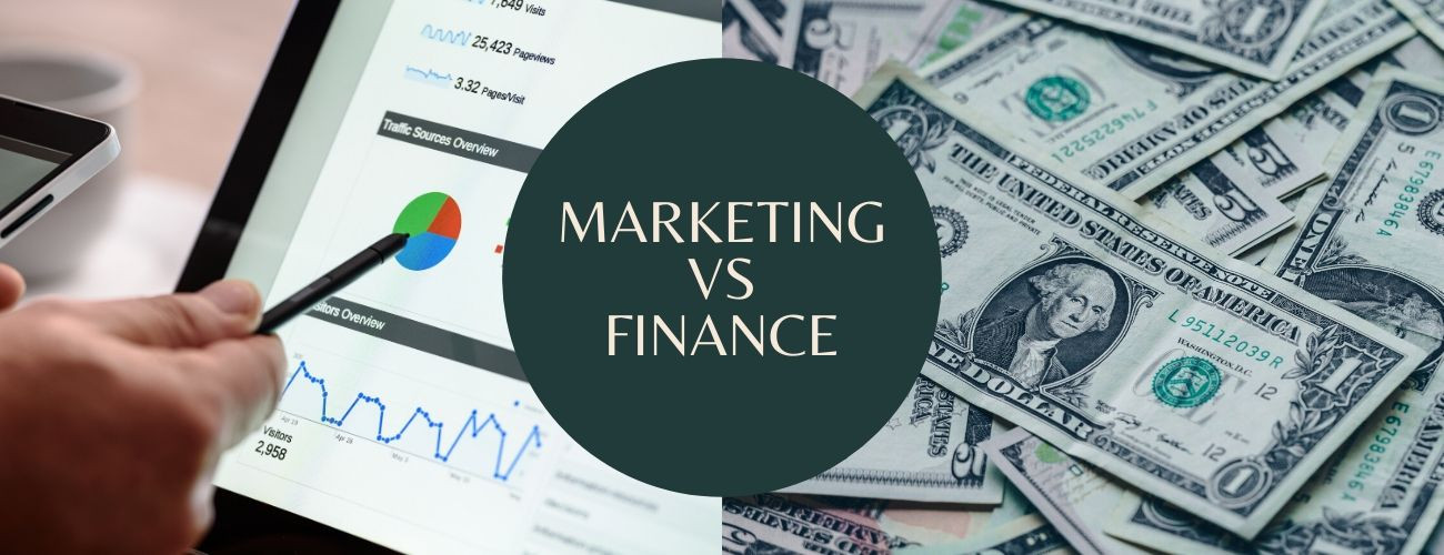 Marketing vs Finance