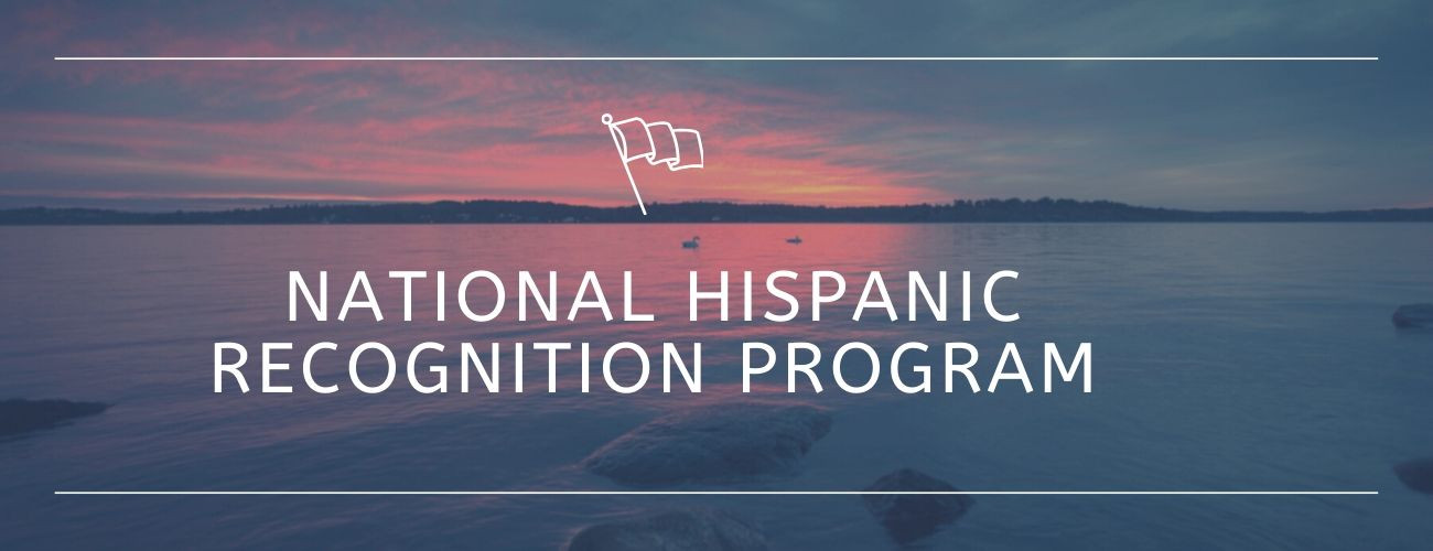 National Hispanic Recognition Program