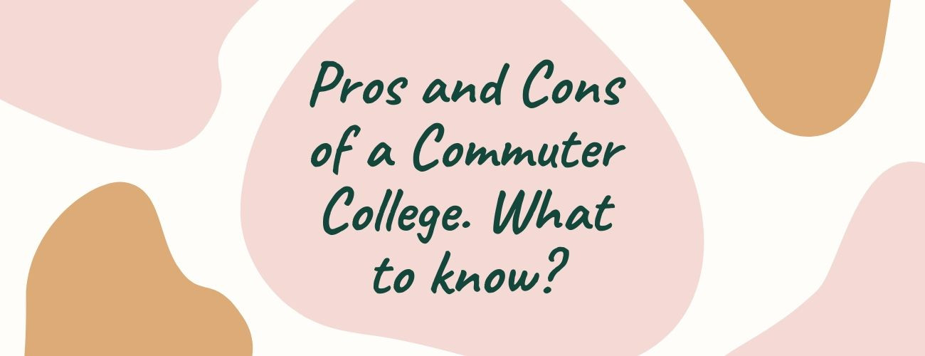 pros and cons of a commuter college