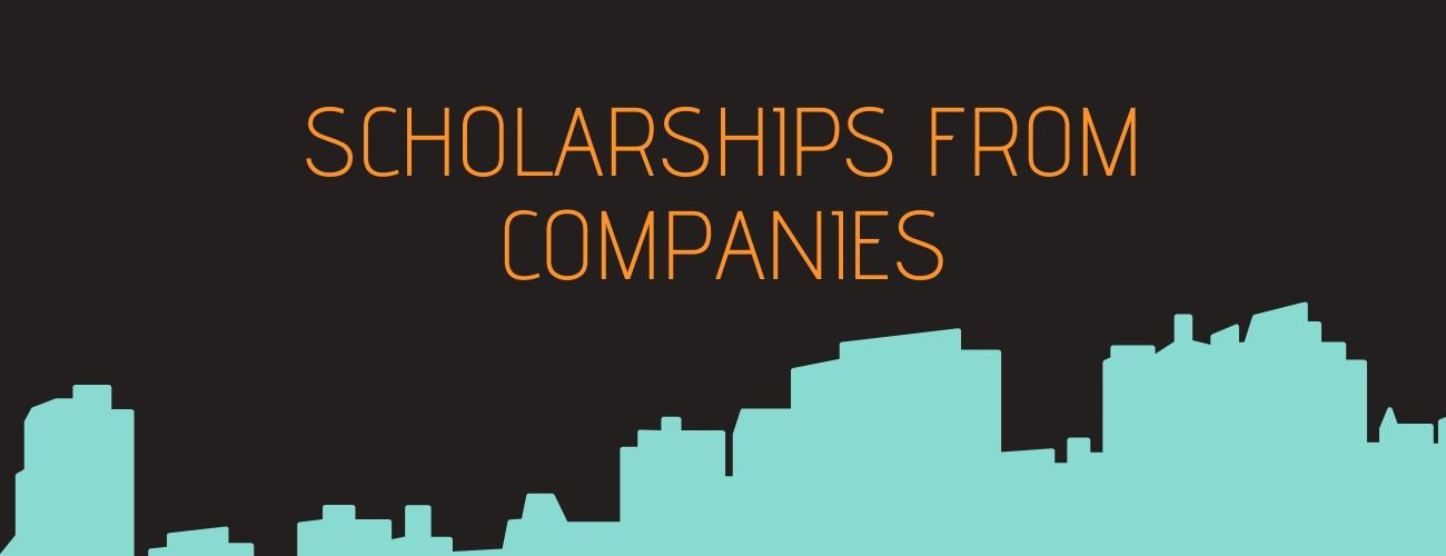Scholarships From Companies