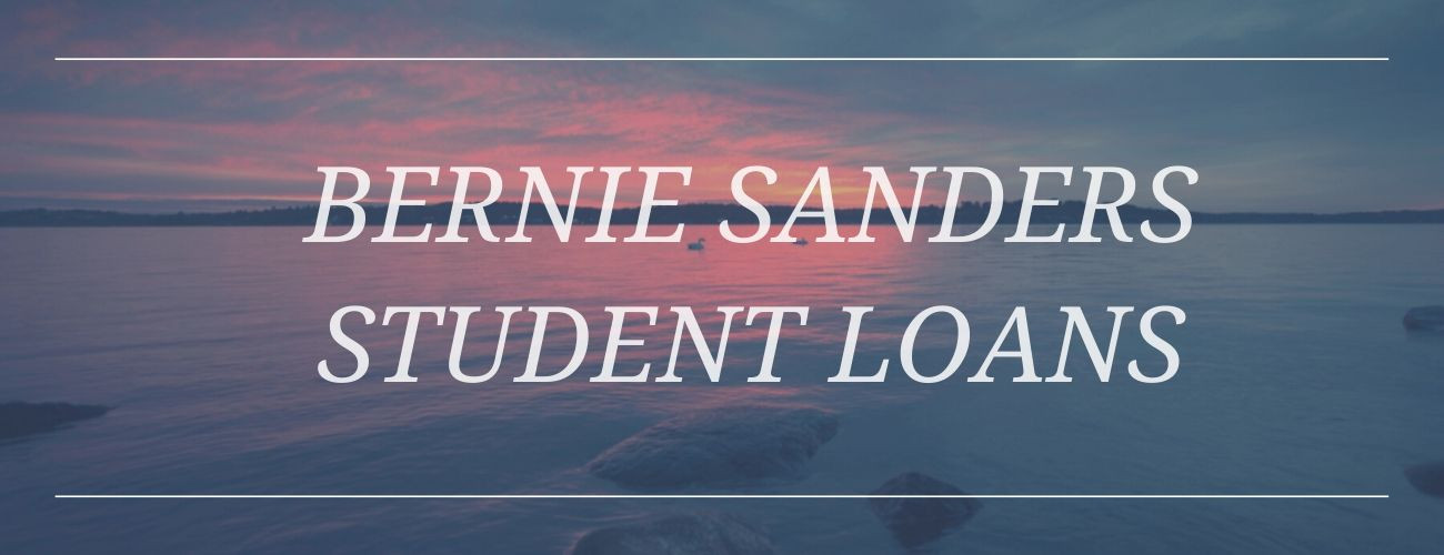 Bernie Sanders On Student Loans: Free Education