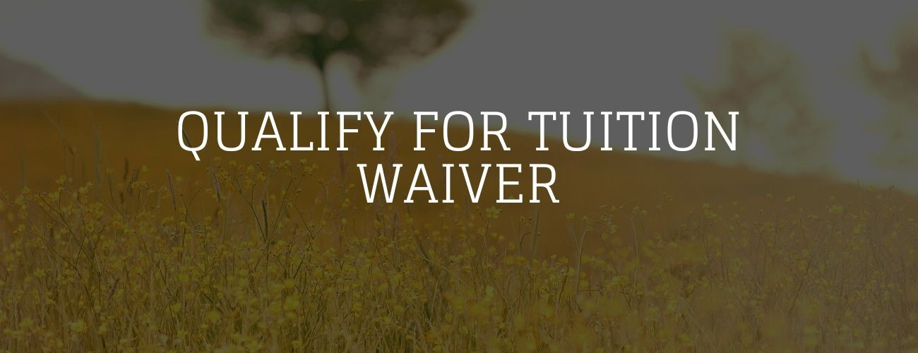 How To Know If You Qualify For A Tuition Waiver- [Melt Tuition fees for success]