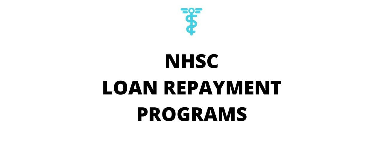 National Health Service Corps(NHSC) Loan Repayment Program