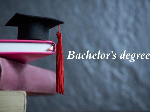 Step 1 Get a Bachelor's Degree