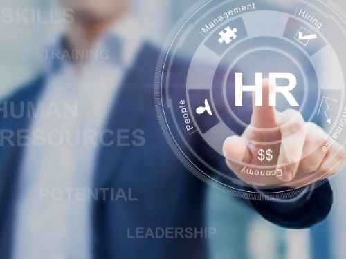 Step 6 Look for employment in hr department