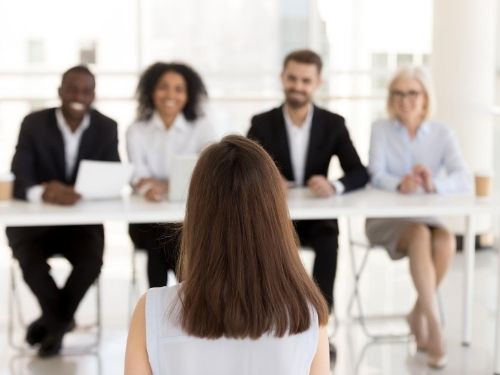 Step 4 Practice solid interview skills