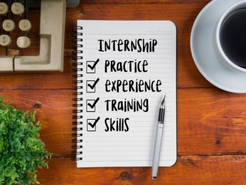 Step 5 Participate in an Internship