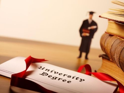 Step 3  Consider earning a graduate degree