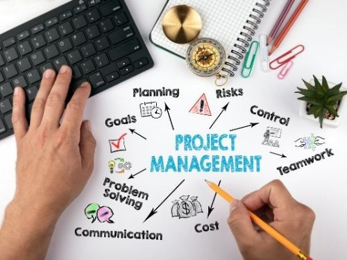Bachelor's degree in project management